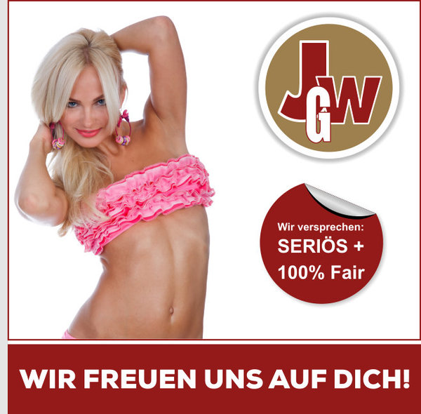 Sexy Job für sexy Girls